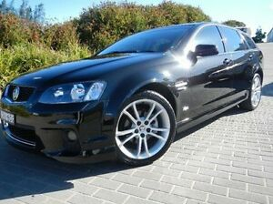 2013 Holden Commodore VE II MY12.5 SV6 Sportwagon Z Series Black 6 Speed Sports Automatic Wagon Windsor Hawkesbury Area Preview