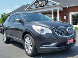 2016 Buick Enclave Premium AWD, Leather Heated Seats, Dual Sunro