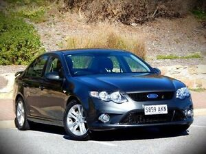 2009 Ford Falcon FG XR6 Grey 5 Speed Sports Automatic Sedan Christies Beach Morphett Vale Area Preview