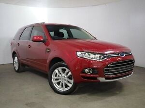 2013 Ford Territory SZ TS Seq Sport Shift Red 6 Speed Sports Automatic Wagon Mount Gambier Grant Area Preview