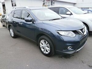 2016 Nissan X-Trail T32 ST-L X-tronic 4WD Blue 7 Speed Constant Variable Wagon Blackburn Whitehorse Area Preview