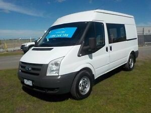 2010 Ford Transit White Manual Van Pakenham Cardinia Area Preview
