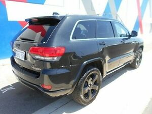 2014 Jeep Grand Cherokee WK MY2014 Blackhawk Black 8 Speed Sports Automatic Wagon Bunbury Bunbury Area Preview