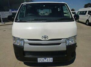 2014 Toyota Hiace TRH201R MY14 LWB White 4 Speed Automatic Van Coburg North Moreland Area Preview