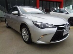 2015 Toyota Camry ASV50R Atara S Silver 6 Speed Automatic Sedan Melton Melton Area Preview