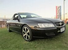 2006 Holden Ute VZ MY06 Black Manual Utility Wangara Wanneroo Area Preview