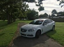 2013 Holden Calais  White Sports Automatic Sedan East Kempsey Kempsey Area Preview