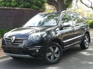 2014 Renault Koleos H45 Phase III Bose Black 1 Speed Constant Variable Wagon Medindie Gardens Prospect Area Preview
