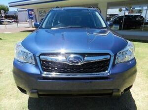 2013 Subaru Forester S4 MY14 2.5i-L Lineartronic AWD Blue 6 Speed Constant Variable Wagon Victoria Park Victoria Park Area Preview