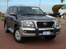 2014 Toyota Landcruiser VDJ200R MY13 GXL Grey 6 Speed Sports Automatic Wagon Spearwood Cockburn Area Preview