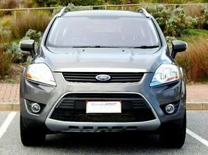2012 Ford Kuga TE Trend AWD Grey 5 Speed Sports Automatic Wagon Christies Beach Morphett Vale Area Preview