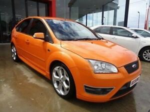 2006 Ford Focus LS XR5 Turbo Orange 6 Speed Manual Hatchback Melton Melton Area Preview