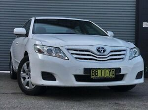 2009 Toyota Camry ACV40R MY10 Altise White 5 Speed Automatic Sedan Kings Park Blacktown Area Preview