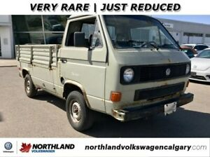 1985 Volkswagen Transporter Type 2 T3 Single Cab