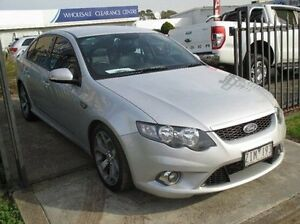 2010 Ford Falcon FG G6E 50th Anniversary Silver 6 Speed Sports Automatic Sedan Bundoora Banyule Area Preview