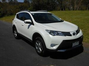 2015 Toyota RAV4 ASA44R MY14 GXL AWD White 6 Speed Sports Automatic Wagon Mount Gambier Grant Area Preview