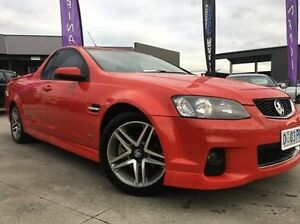 2011 Holden Ute VE II MY12 SS Red 6 Speed Sports Automatic Utility Invermay Launceston Area Preview