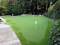 Artificial Turf, Landscaping Design & Construction Services