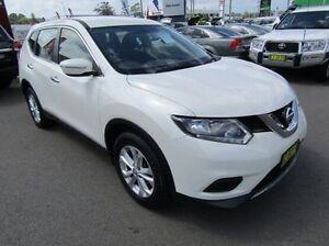 2014 Nissan X-Trail T32 ST X-tronic 4WD White 7 Speed Constant Variable Wagon Cardiff Lake Macquarie Area Preview