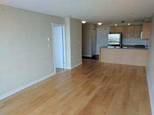 For RENT - Spacious 1 bed and den at Oceanwalk - Centrally locat