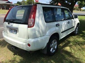 2006 Nissan X-Trail T30 II MY06 ST White 5 Speed Manual Wagon Wodonga Wodonga Area Preview