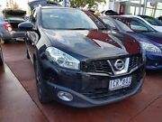 2013 Nissan Dualis J10W Series 4 MY13 Ti-L Hatch X-tronic 2WD Black 6 Speed Constant Variable Dandenong Greater Dandenong Preview
