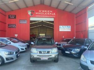 2004 Nissan X-Trail T30 TI (4x4) Gold 4 Speed Automatic Wagon Clontarf Redcliffe Area Preview