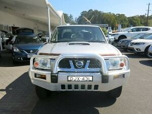 2009 Nissan Navara D22 MY2008 ST-R Silver 5 Speed Manual Utility Coffs Harbour Coffs Harbour City Preview