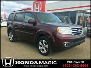 2012 Honda Pilot EX-L|SUNROOF|REMOTE START|HEATED SEATS|