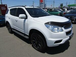 2015 Holden Colorado 7 RG MY15 LT White 6 Speed Sports Automatic Wagon Cardiff Lake Macquarie Area Preview