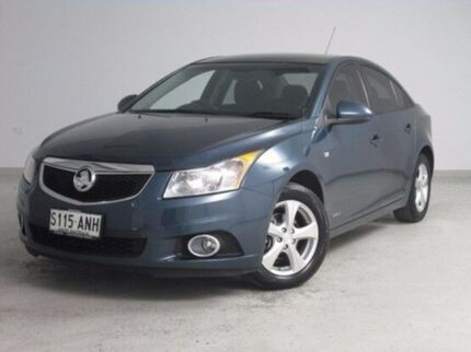 2011 Holden Cruze JH Series II CD Blue 6 Speed Manual Sedan Mount Gambier Grant Area Preview