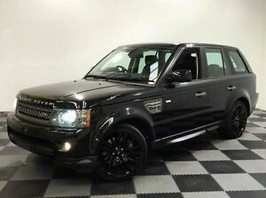 2010 Land Rover Range Rover Sport L320 10MY TDV8 Luxury Black 6 Speed Sports Automatic Wagon Edgewater Joondalup Area Preview