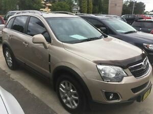 2012 Holden Captiva CG Series II 5 Gold 6 Speed Sports Automatic Wagon East Kempsey Kempsey Area Preview