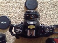 Vintage Nikon EM M90 35mm Film Camera