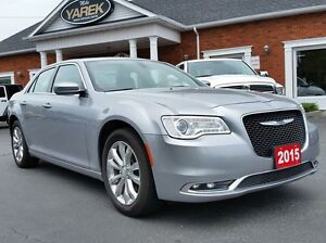2015 Chrysler 300 Touring AWD, Leather Heated Seats, Bluetooth,