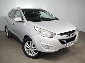 2012 Hyundai ix35 LM MY12 Highlander AWD Silver 6 Speed Sports Automatic Wagon Mount Gambier Grant Area Preview
