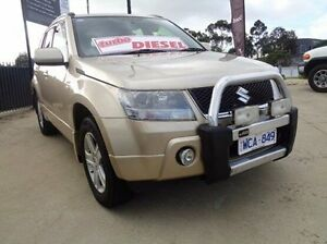 2008 Suzuki Grand Vitara JT MY08 Upgrade (4x4) Gold 5 Speed Manual Wagon Melton Melton Area Preview