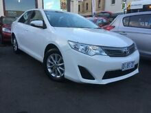 2014 Toyota Camry ASV50R Altise White 6 Speed Sports Automatic Sedan North Hobart Hobart City Preview