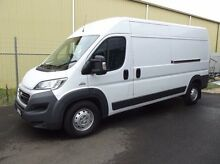2015 Fiat Ducato Series 4 Mid Roof LWB Comfort-matic White 6 Speed Sports Automatic Single Clutch Va Dubbo Dubbo Area Preview