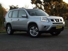 2013 Nissan X-Trail T31 Series V ST Silver 1 Speed Constant Variable Wagon Old Reynella Morphett Vale Area Preview