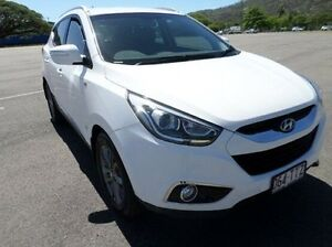 2013 Hyundai ix35 LM2 SE AWD White 6 Speed Sports Automatic Wagon Hyde Park Townsville City Preview
