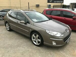 2008 Peugeot 407 SV Touring HDi Bronze 6 Speed Sports Automatic Wagon Welshpool Canning Area Preview