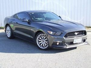 2016 Ford Mustang FM GT Fastback SelectShift Grey 6 Speed Sports Automatic Fastback Gosnells Gosnells Area Preview