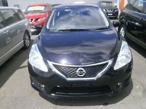 2015 Nissan Pulsar C12 Series 2 ST-L Black 1 Speed Constant Variable Hatchback Blackburn Whitehorse Area Preview