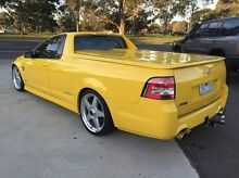 2011 Holden Ute VE II SS Thunder Yellow 6 Speed Manual Utility Doveton Casey Area Preview