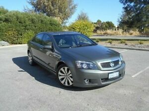 2012 Holden Caprice WM II MY12.5 V Grey 6 Speed Sports Automatic Sedan East Rockingham Rockingham Area Preview