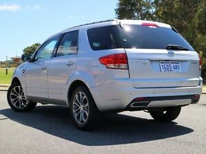 2011 Ford Territory SZ Titanium Seq Sport Shift Silver 6 Speed Sports Automatic Wagon Wilson Canning Area Preview