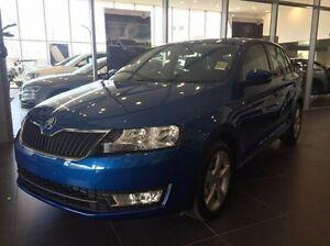 2016 Skoda Rapid Blue Sports Automatic Dual Clutch Hatchback Coffs Harbour Coffs Harbour City Preview
