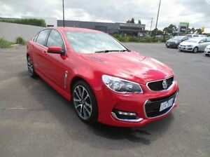 2016 Holden Commodore VF II MY16 SS V Red 6 Speed Sports Automatic Sedan Coolaroo Hume Area Preview