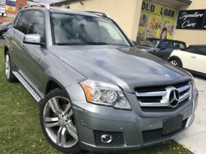 2010 Mercedes-Benz GLK 350- 4 MATIC **LEATHER  PANORAMIC ROOF**